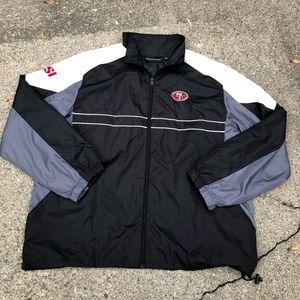 Vintage NFL San Francisco 49ers Jacket Size XL